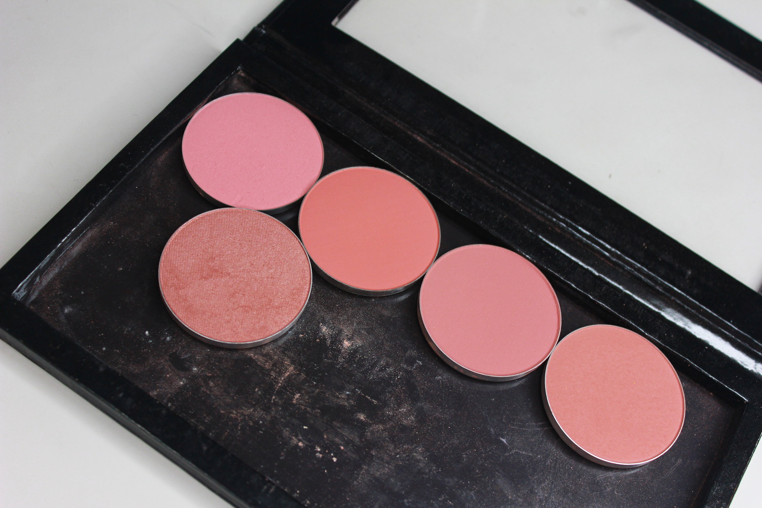 blush mac blushes