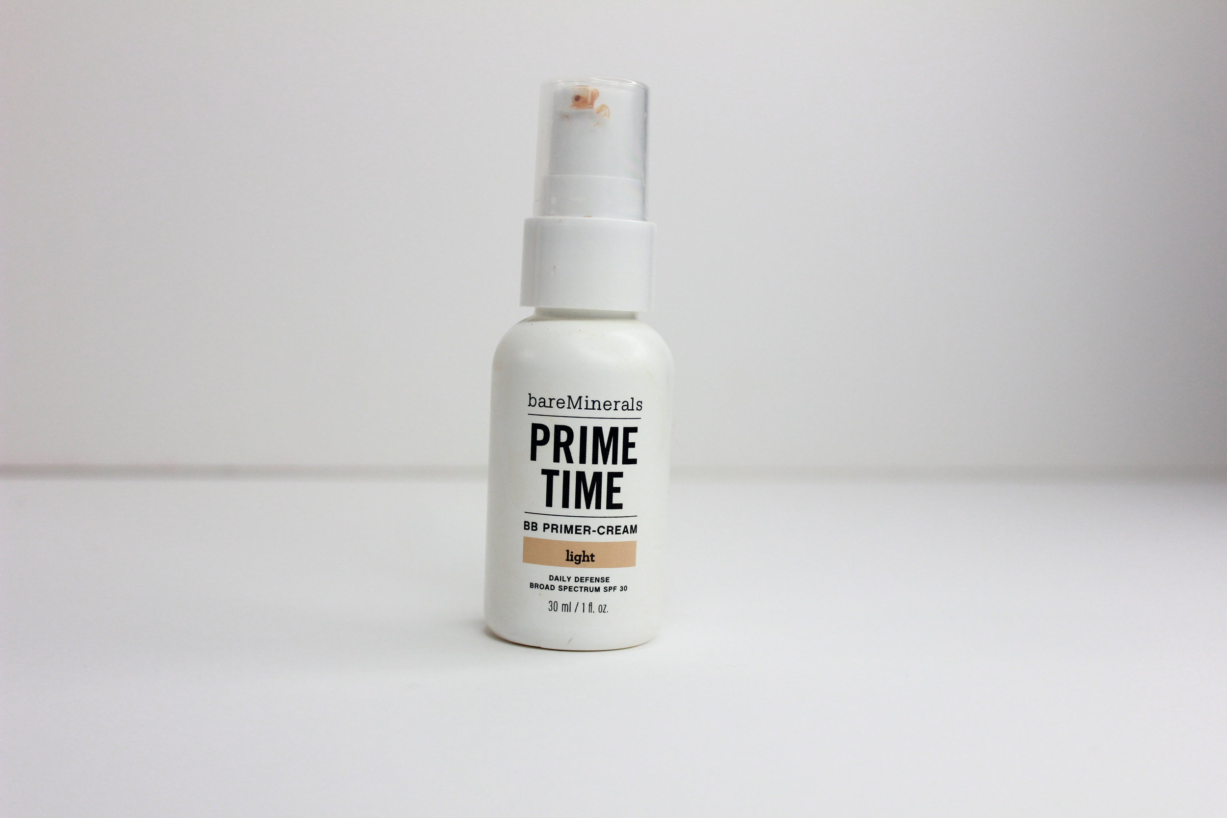 bareMinerals Prime Time BB Primer-Cream 1