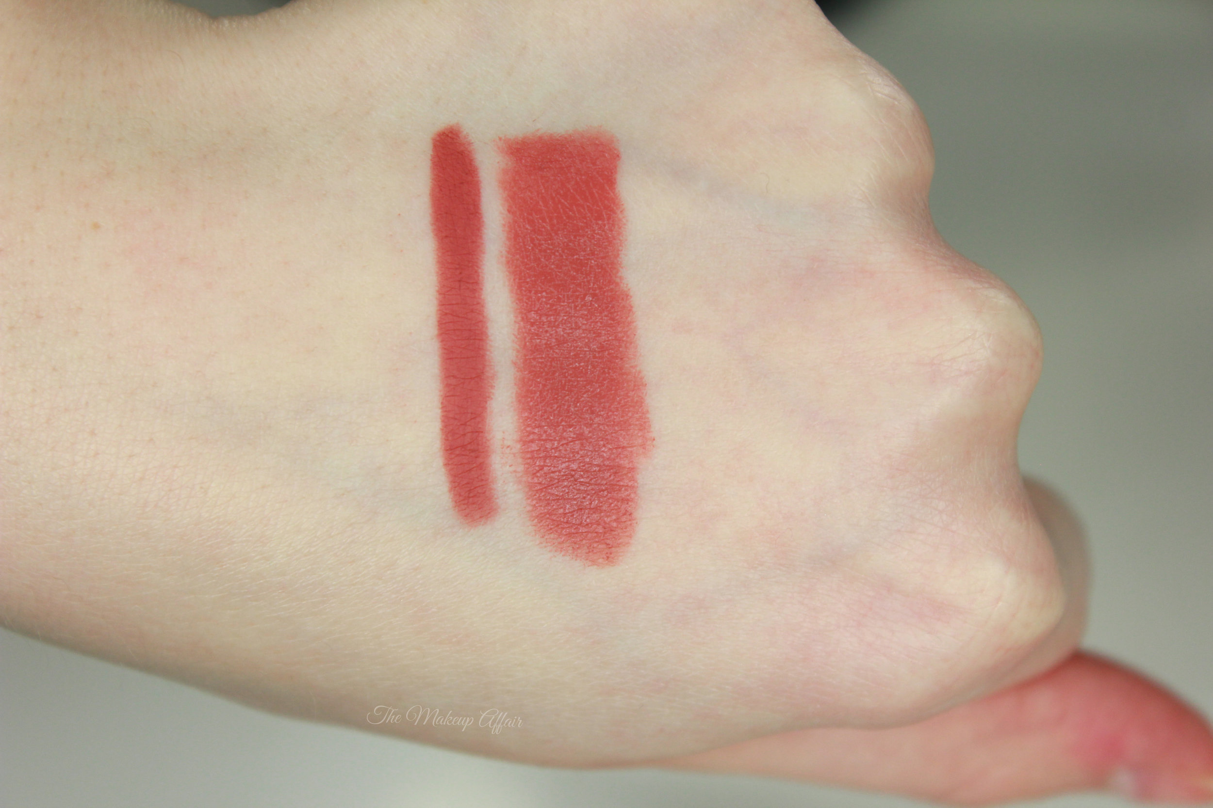 ColourPop Brink Swatches 2
