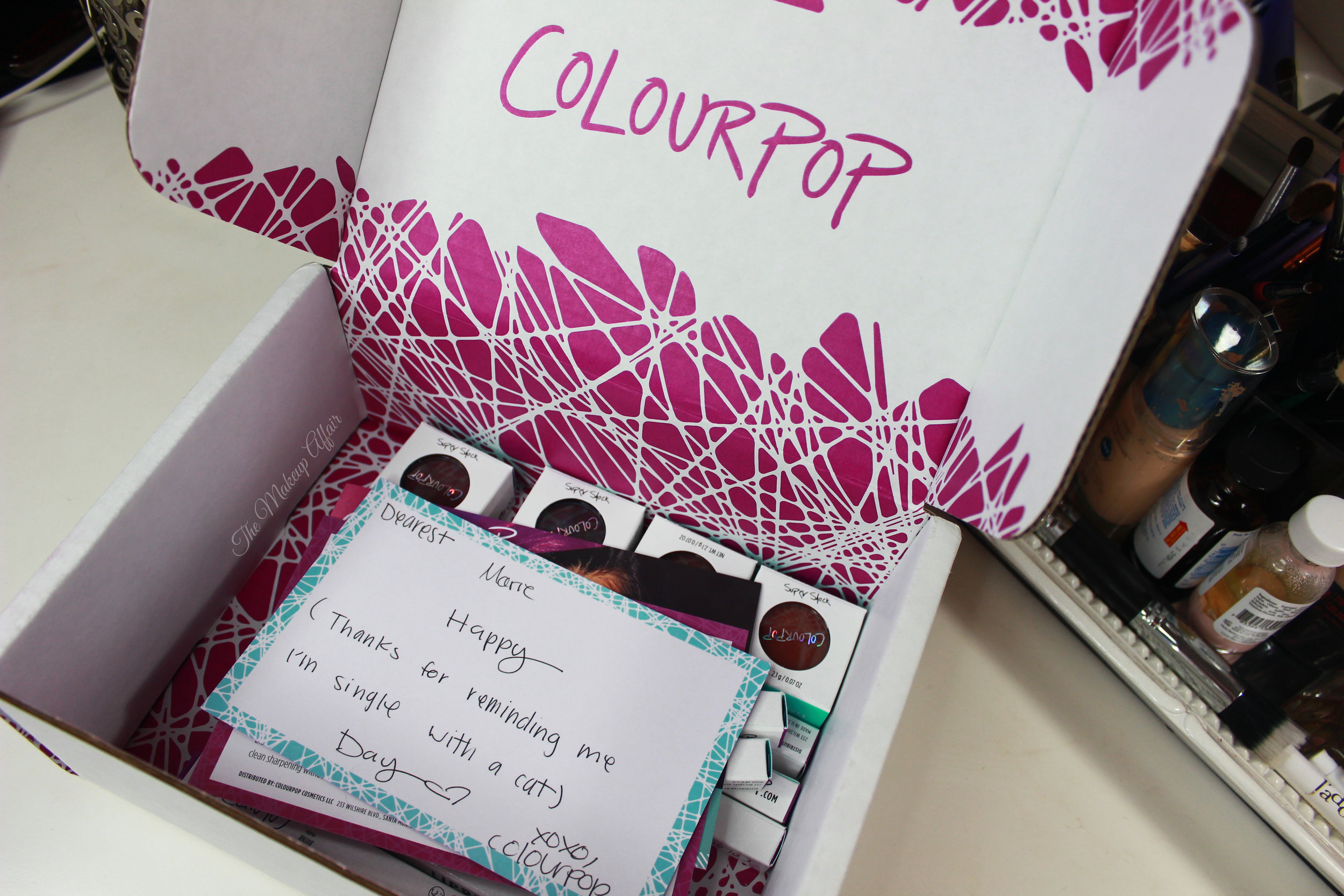 ColourPop Haul 1