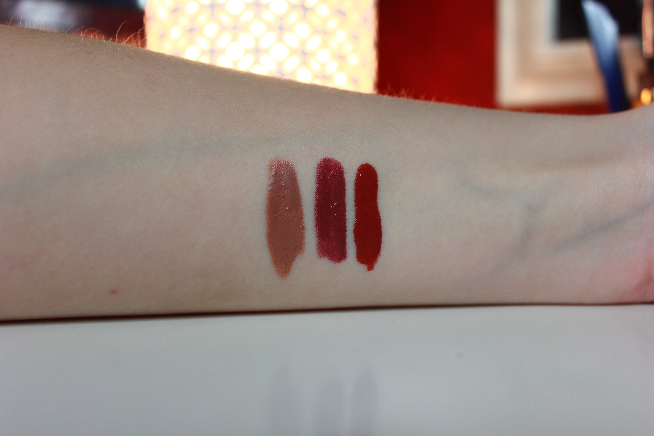 rimmel provocalips swatches 2
