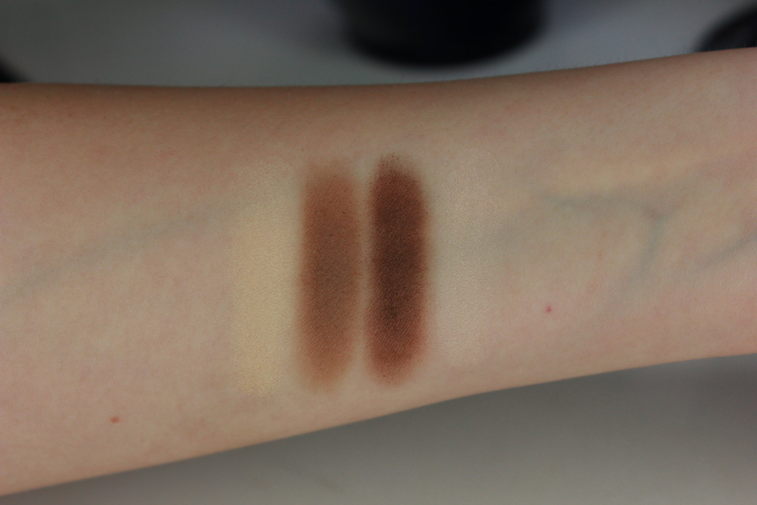 shade & light neutral quad swatches