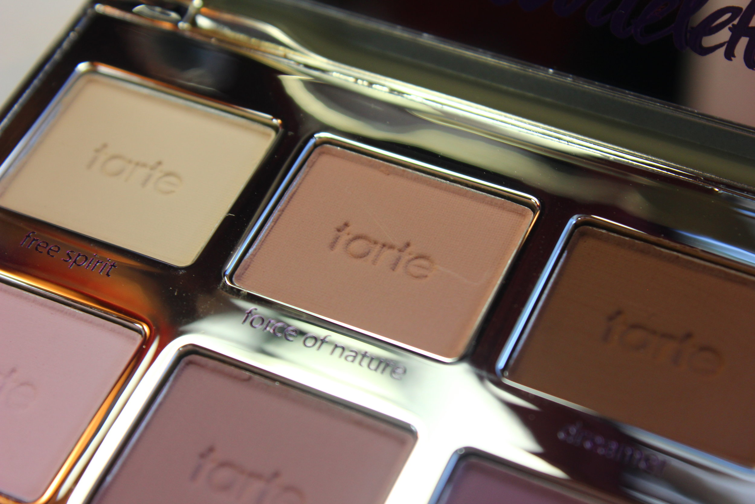 Force Of Nature - Tartelette Palette 1