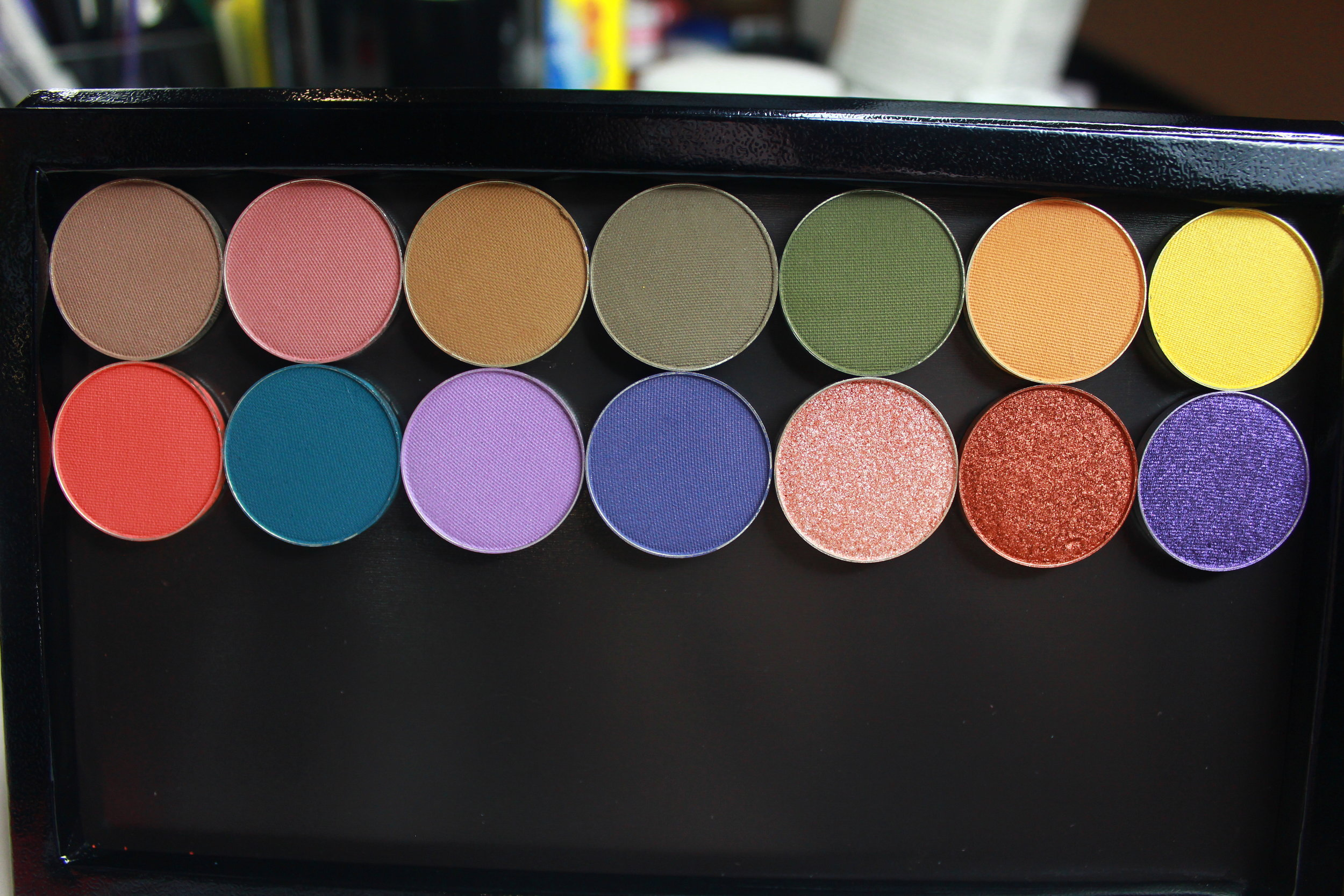 Makeup Geek Eyeshadow Haul