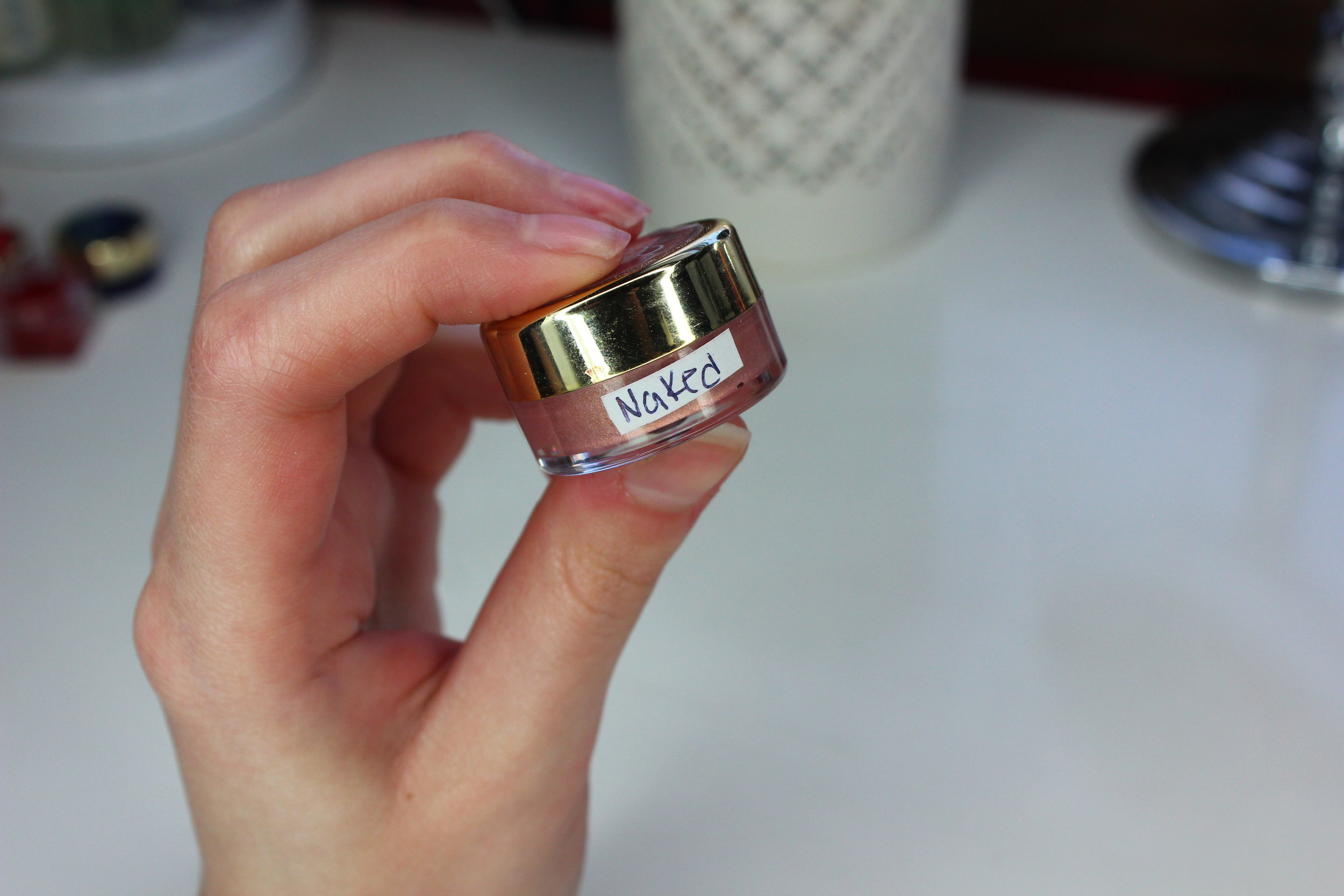NIA Cosmetics - Naked 1