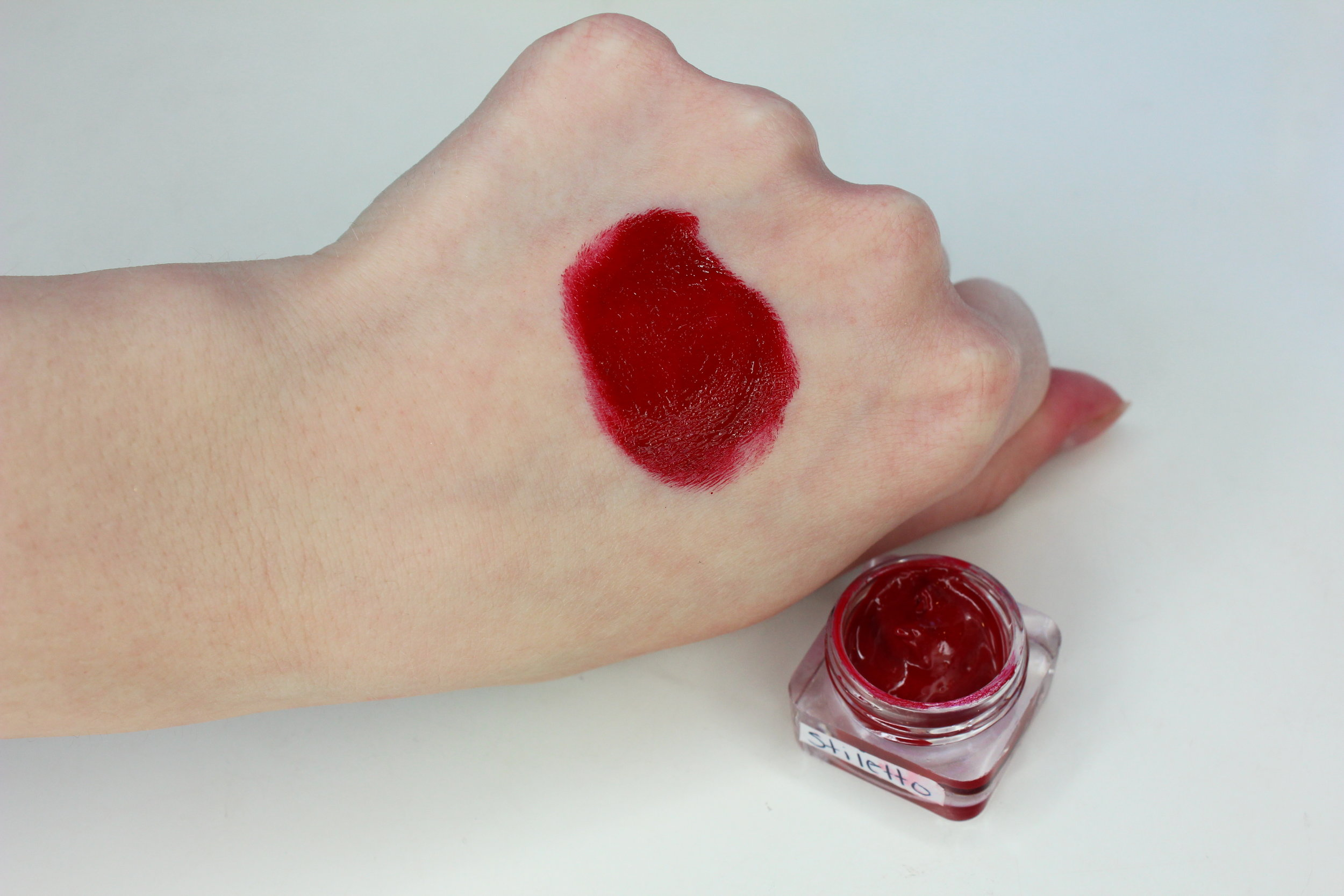 NIA Cosmetics - Stiletto Swatch 2