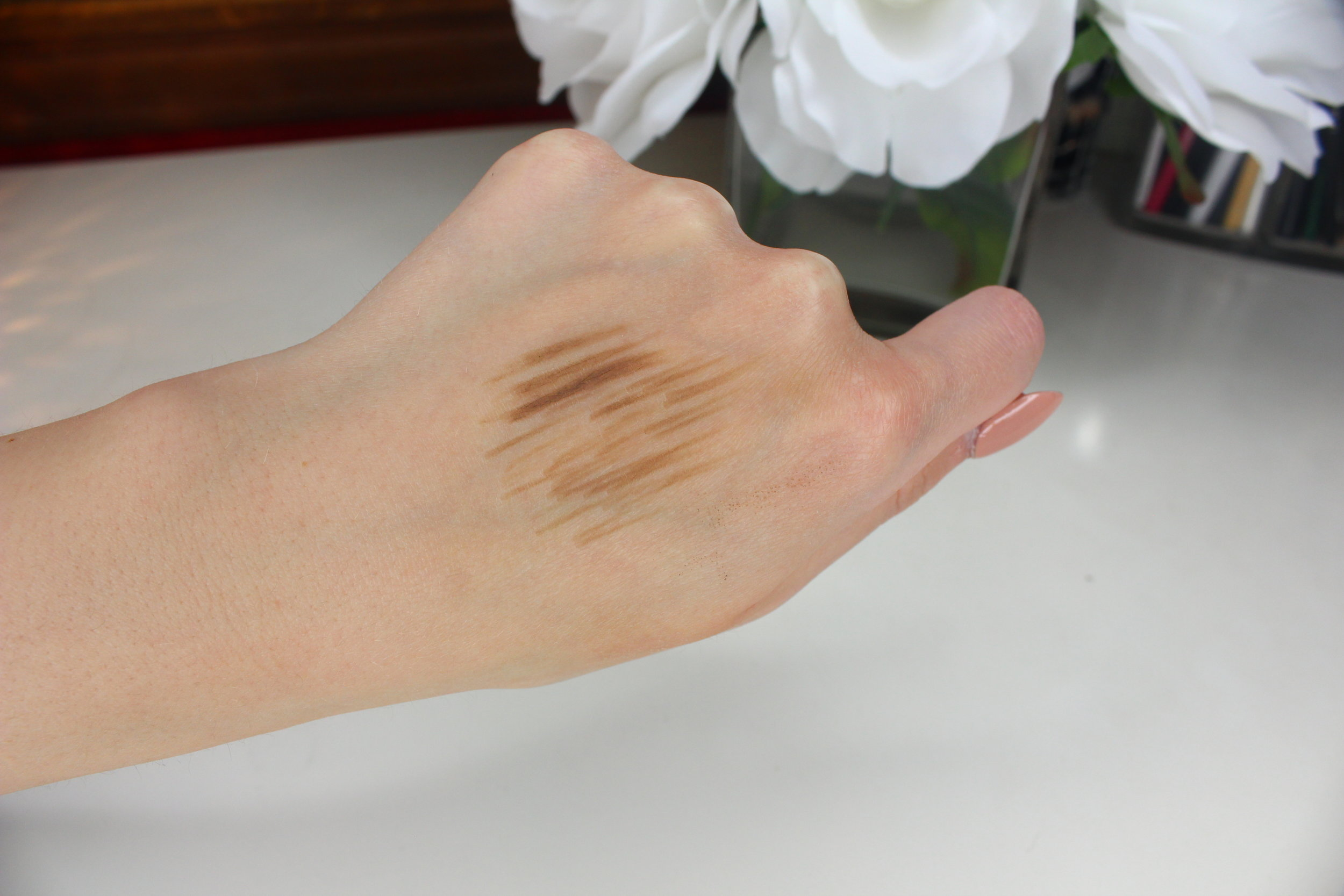 NYX Micro Brow Pencil Swatches Taupe