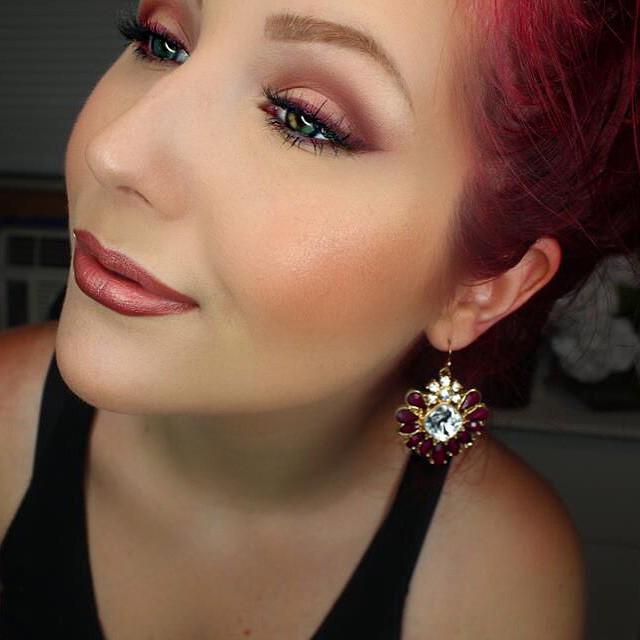 Kat Von D's Lolita as eyeliner