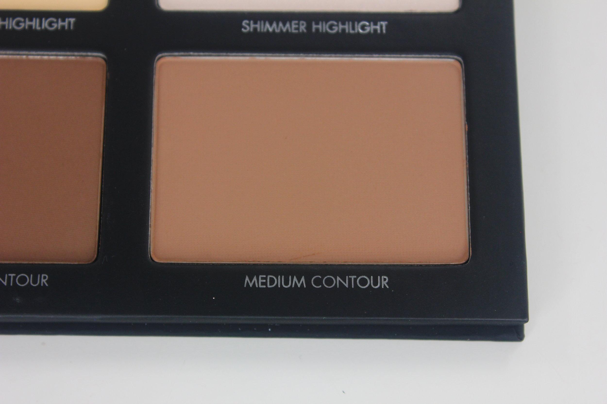 Lorac Pro Contour Palette - Medium Contour Swatch 1