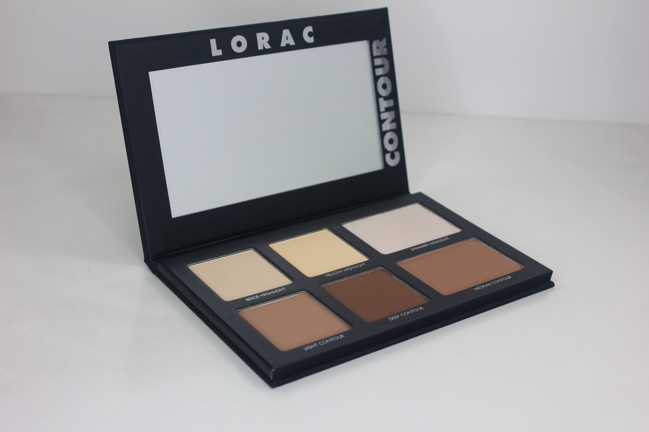 Lorac Pro Contour Palette Review & Swatches 1
