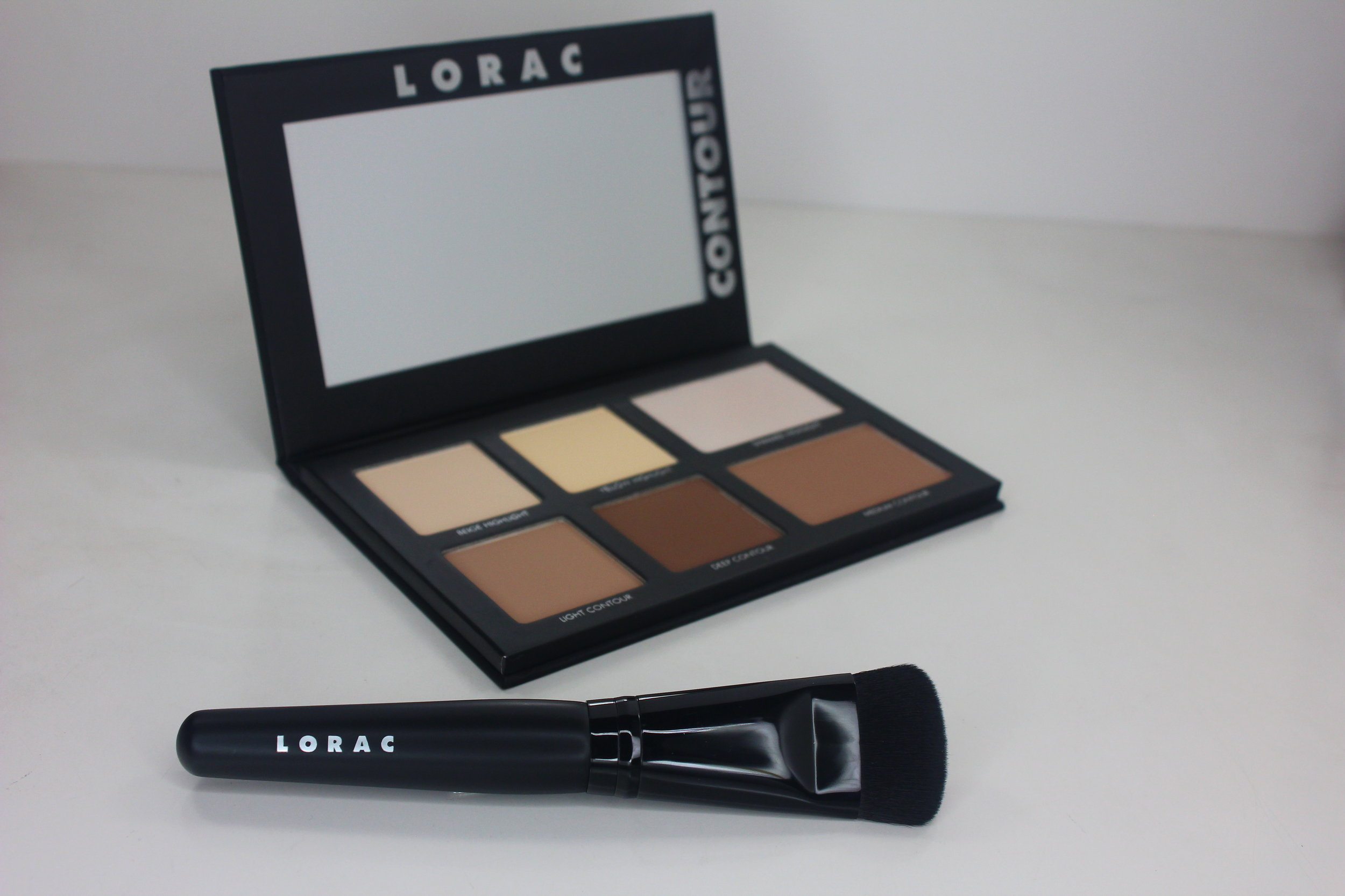 Lorac Pro Contour Palette Review & Swatches 2
