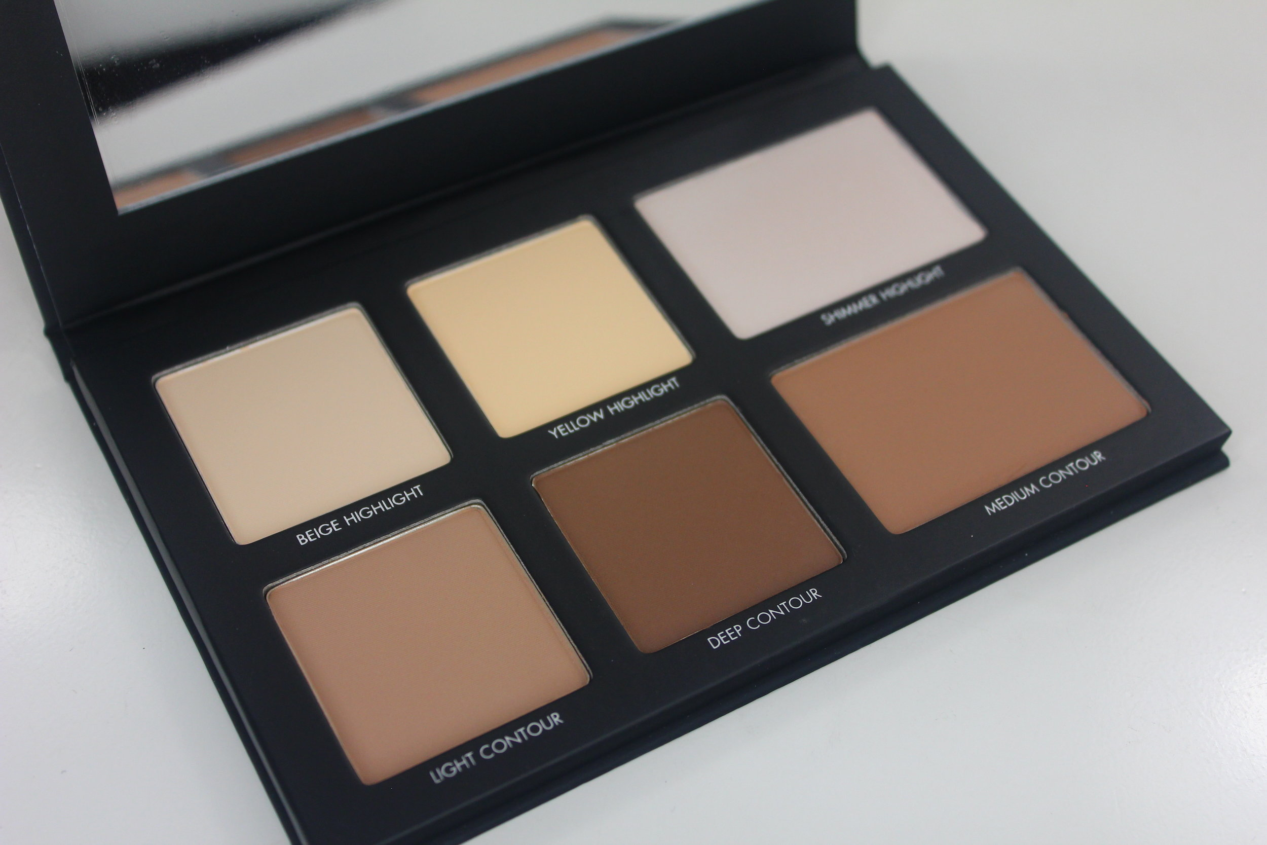 Lorac Pro Contour Palette Review & Swatches 3