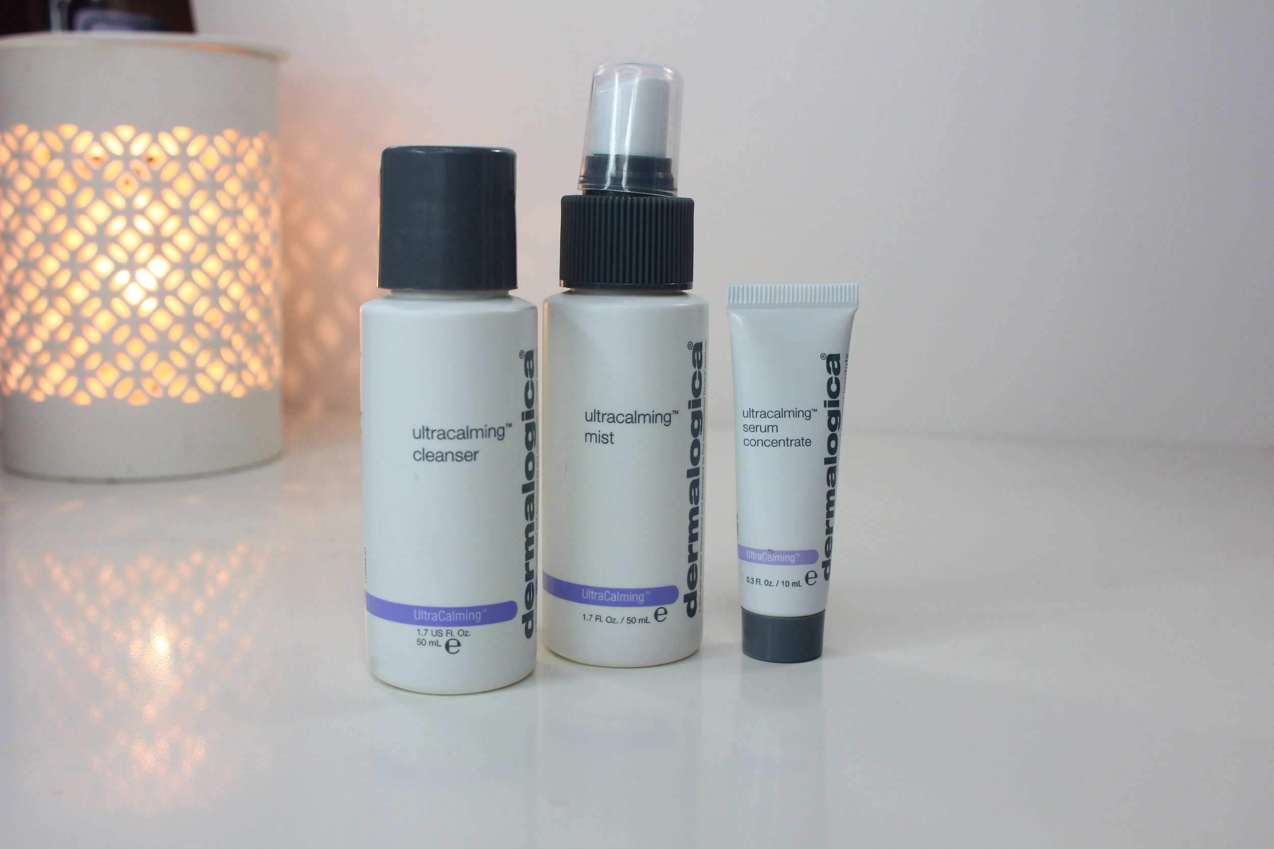 Dermalogica UltraCalming line review