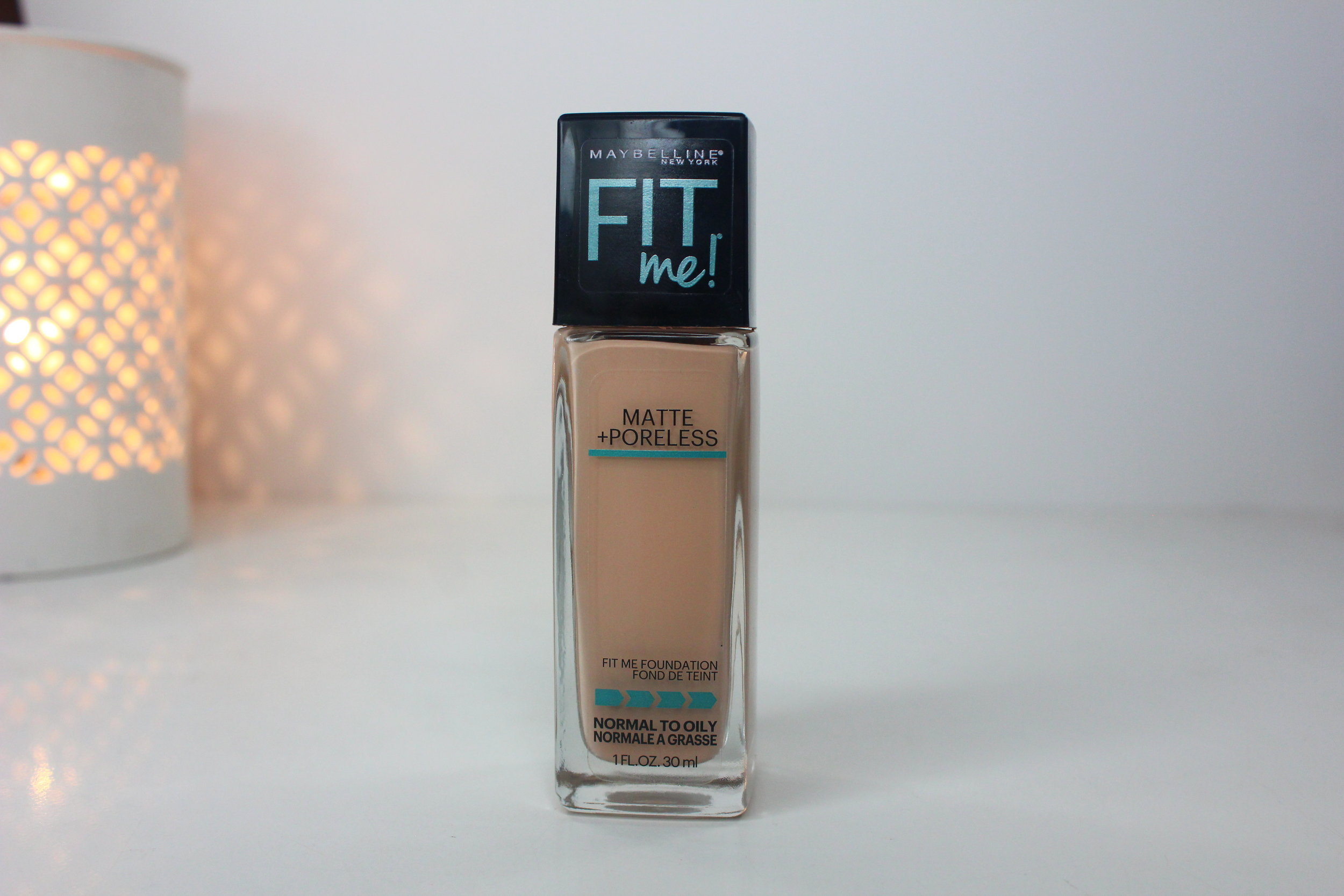 Maybelline Fit Me Matte & Poreless review