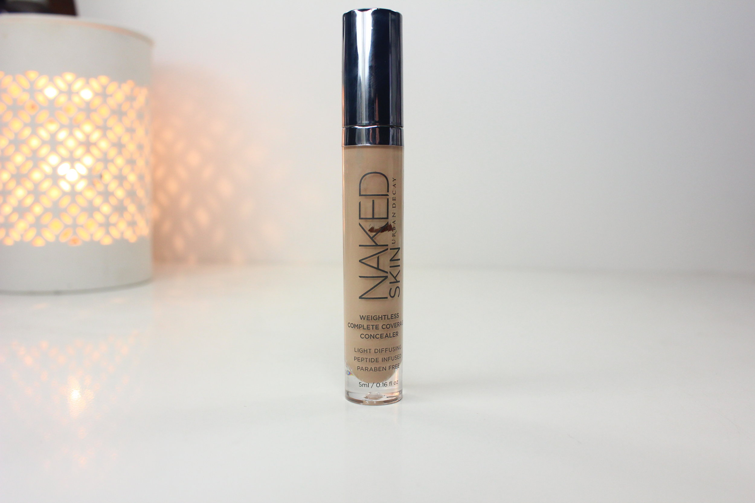 Urban Decay Naked Skin Concealer review favorite