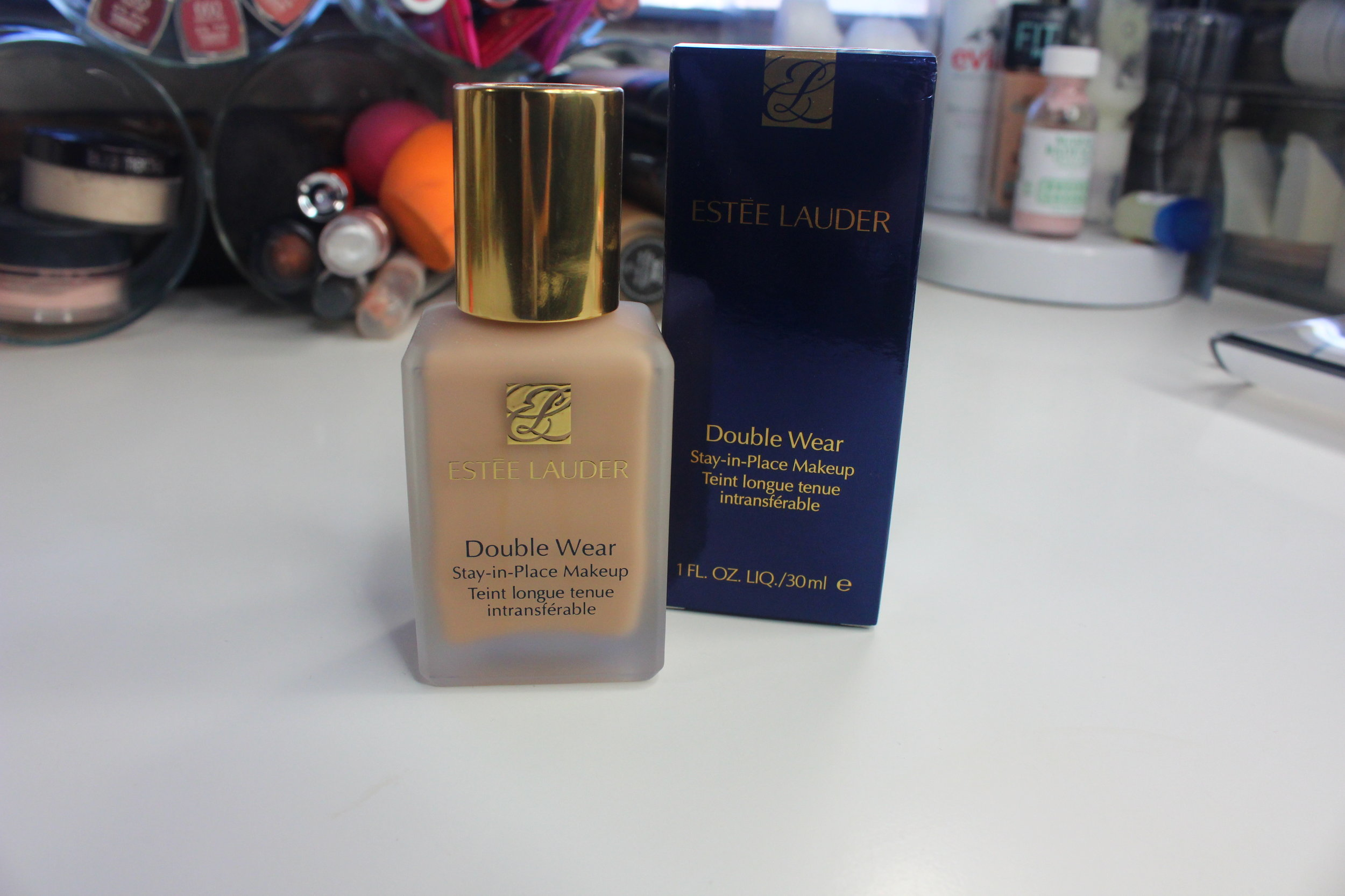 Estee Lauder Double Wear 1C1 Cool Bone Sephora Haul