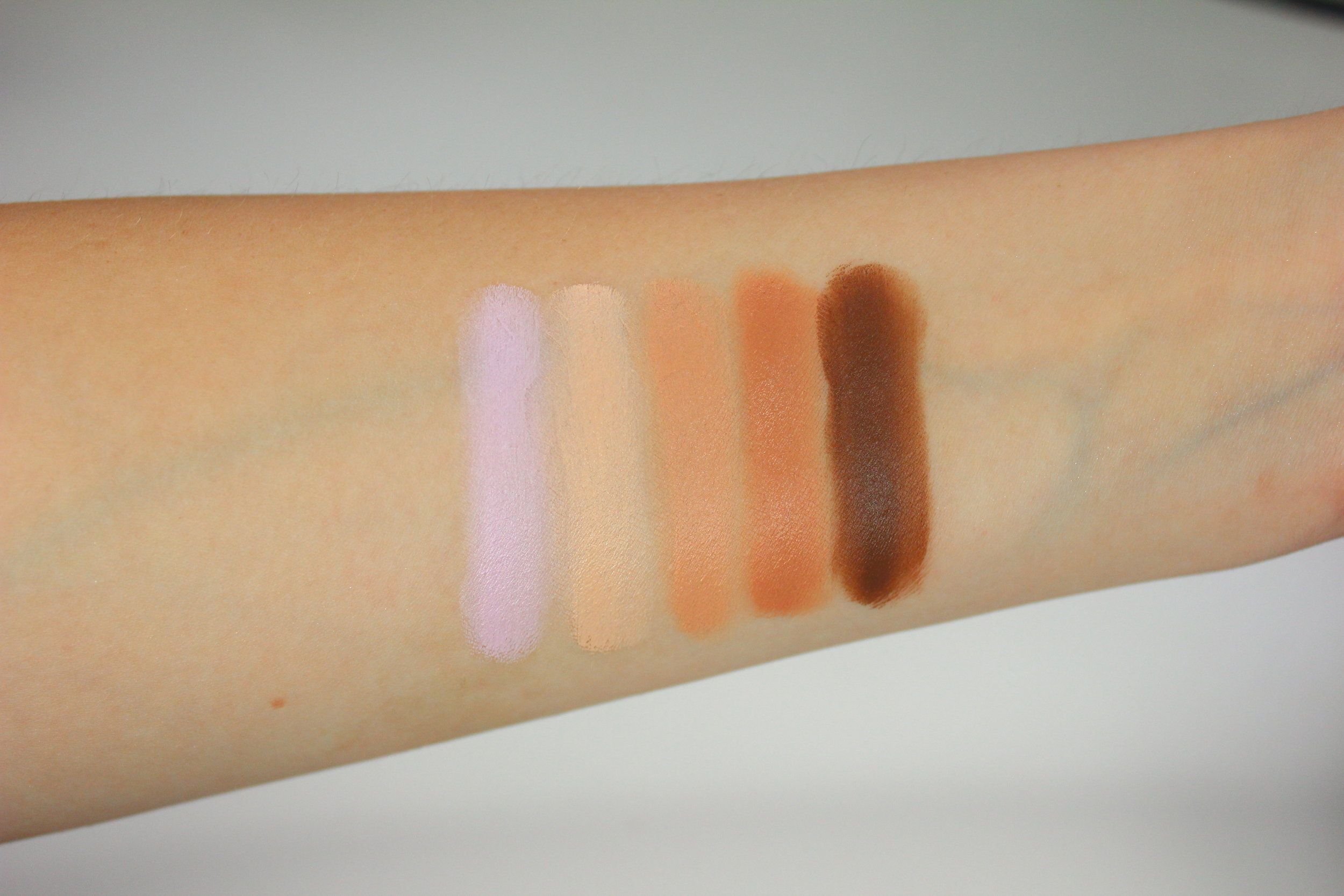 Sedona Lace Concealer Swatches 3