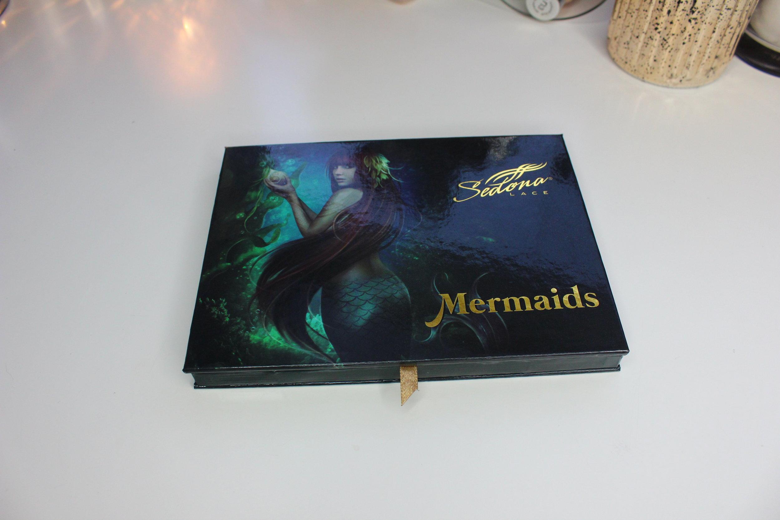Sedona Lace Mermaids Palette