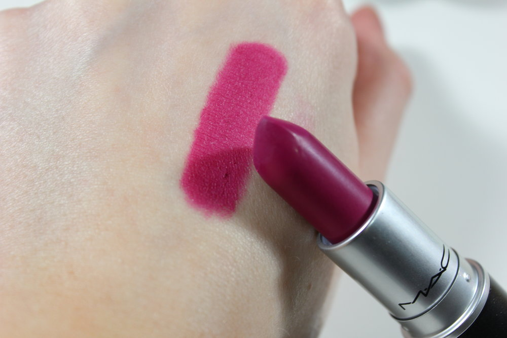 Ben noto Mac Cosmetics's Flat Out Fabulous lipstick review: — The Makeup  ME62