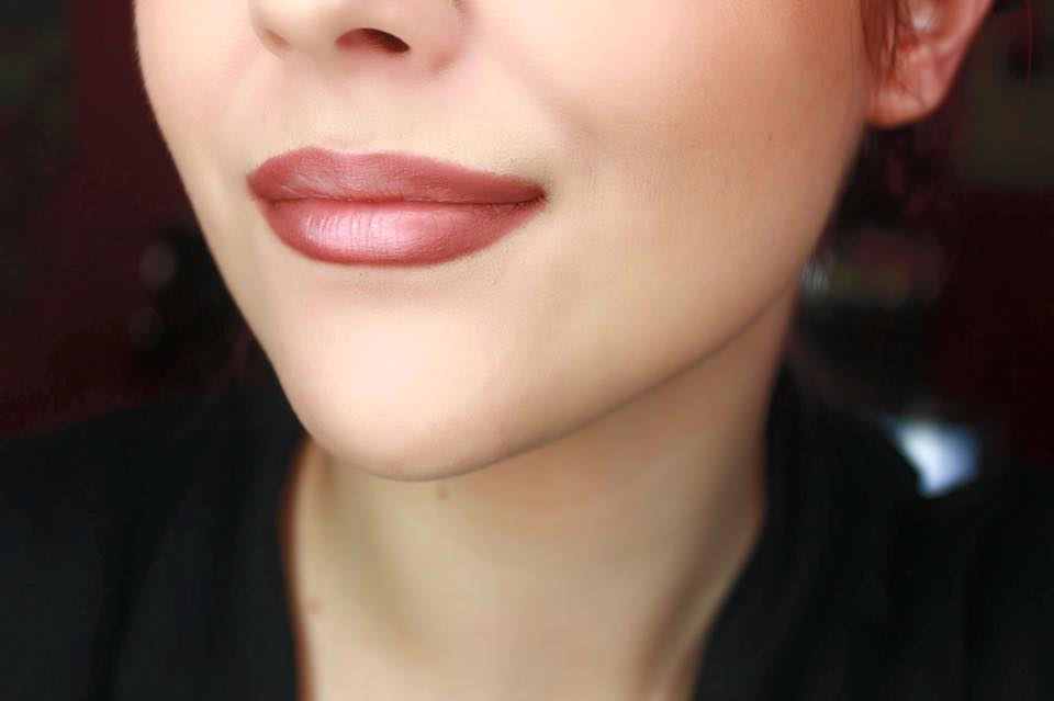 go-to nude lip 6