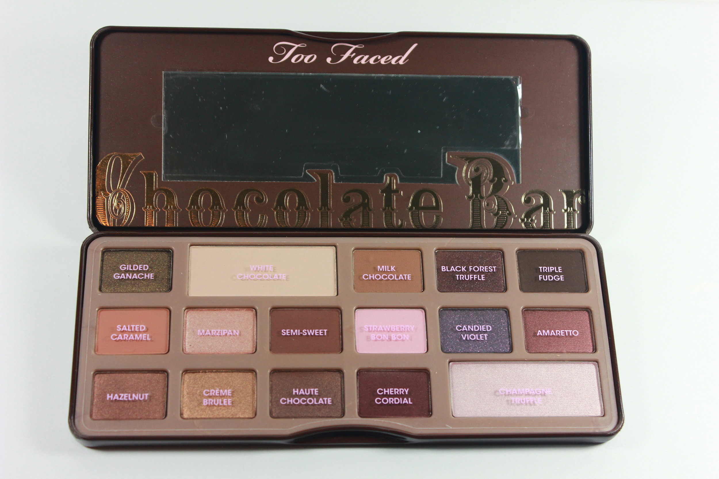 sephora haul - chocolate bar palette 3