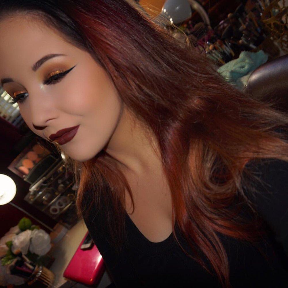 Anastasia Beverly Hills Liquid Lipstick in Vamp