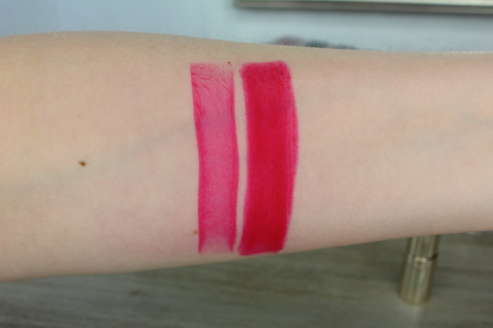 Estee Lauder Shock & Awe (220) swatch