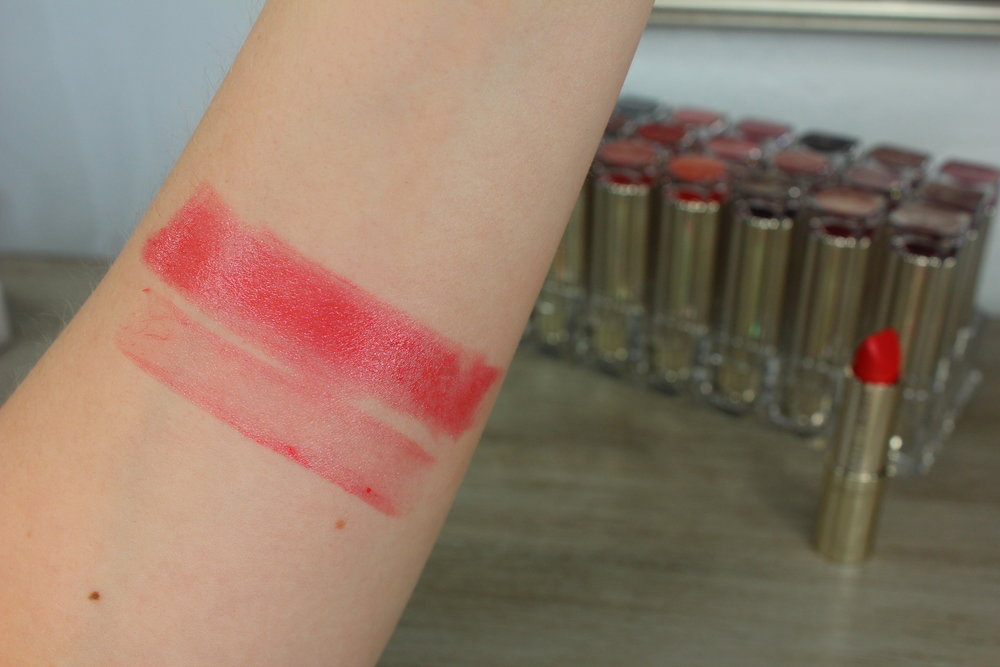 Estee Lauders Flash Chill (360) swatch