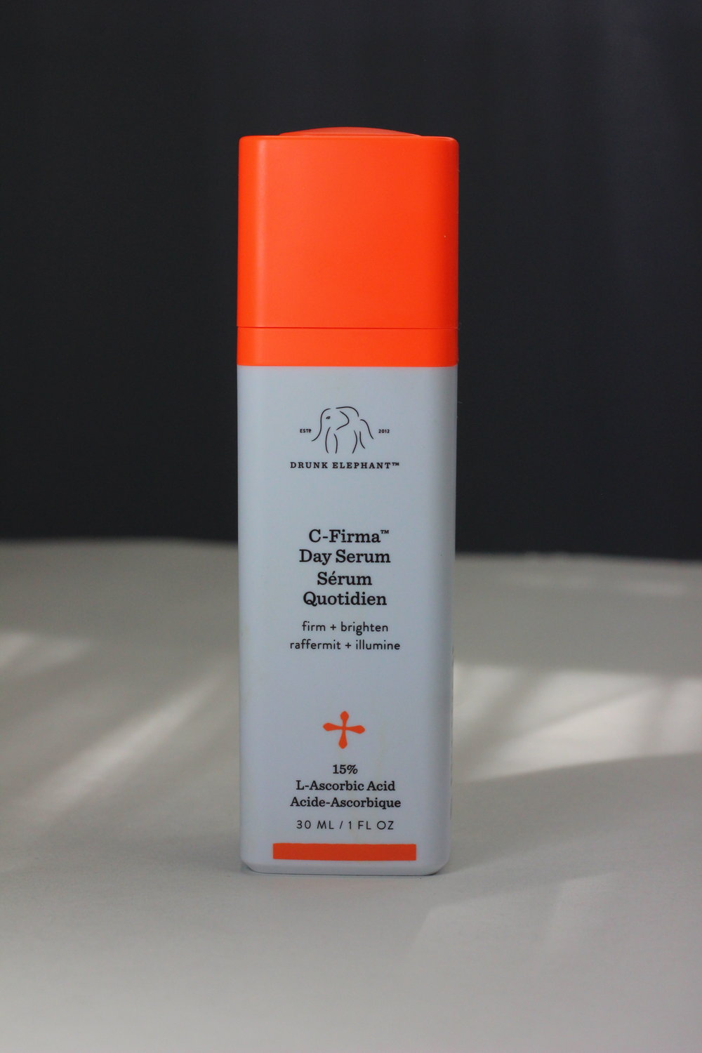 Drunk Elephant C-Firma Day Serum review.JPG