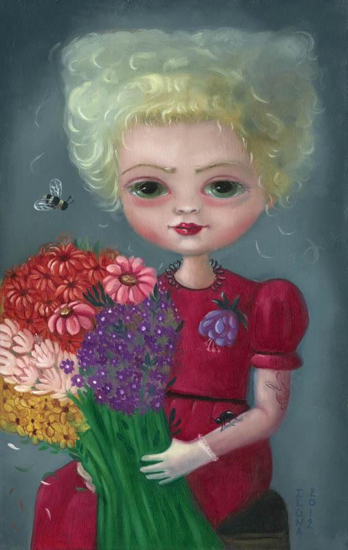 Flower Girl 2012