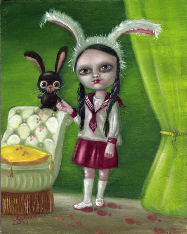 The Black Rabbit 2011
