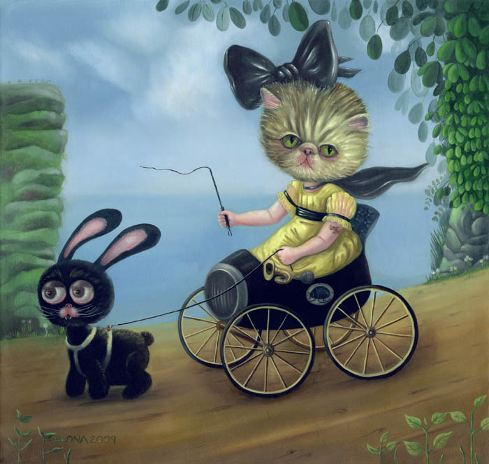 The Black Bunny 2009
