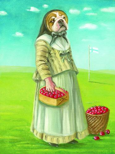 Strawberry girl 2007