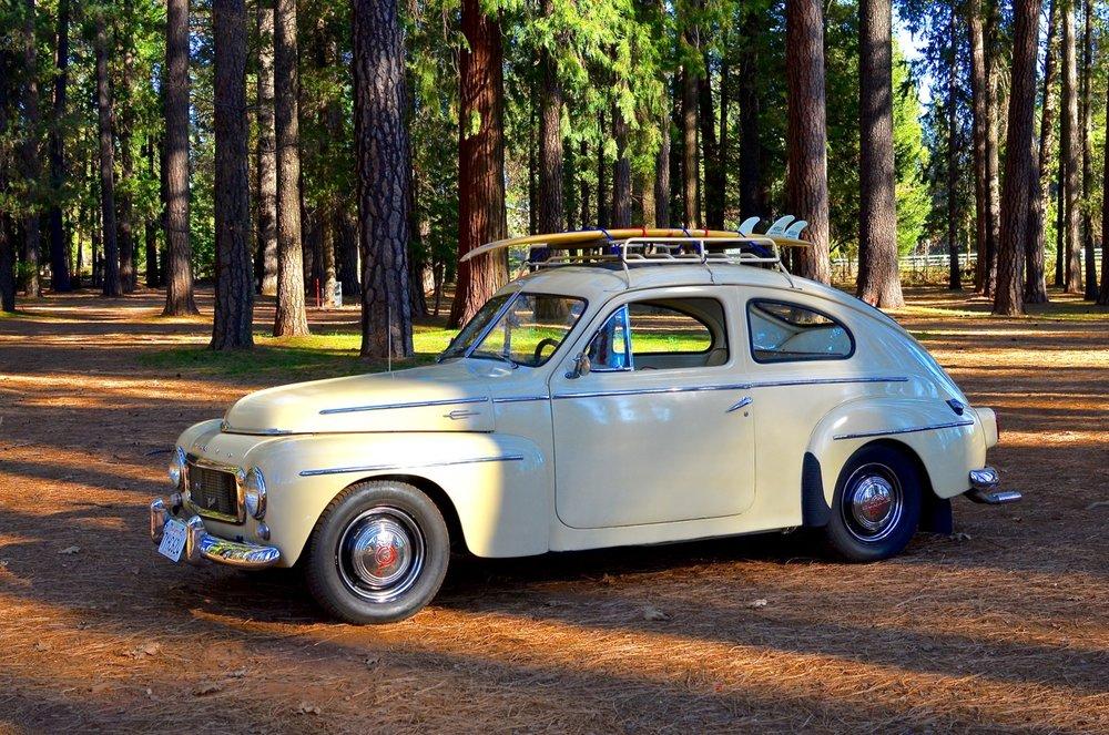 1958 Volvo PV-444