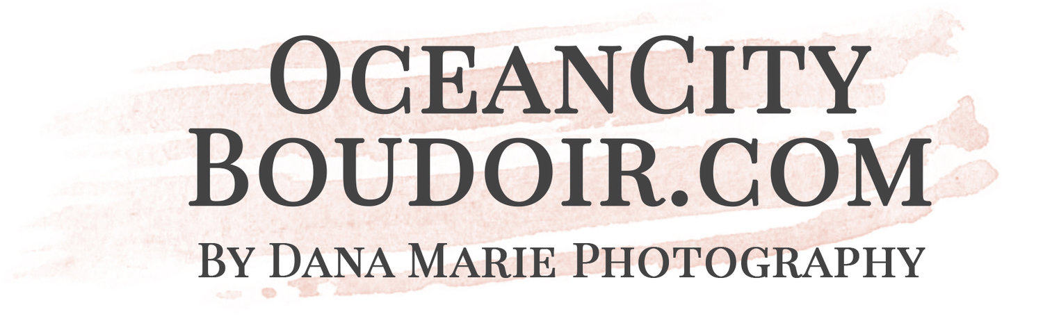 Ocean City Boudoir Photography