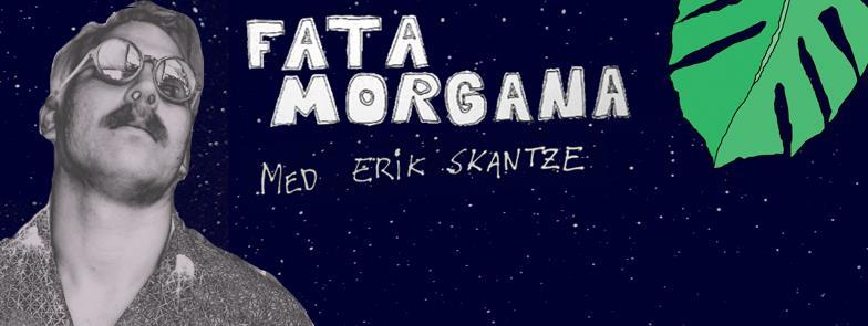 """FATA MORGANA med ERIK SKANTZE ( Full Pupp)   disco   italo   house   boogie   afro   cosmic   ++  Erik Skantze er kjent for å være en meget eklektisk og dedikert dj som alltid har noen triks i ermet. Enten det er obskure gamle discolåter, drivende afrobeat, tyrkisk funk eller house med litt cheezy piano akkorder. Skantze drivee konseptet FATA MORGANA som er dedikert house, italo, boogie, afro, cosmic og alt i mellom.  Forvent en heftig reise gjennom klubbmusikkens underlige verden...  Mix: https://soundcloud.com/erikskantze/fata-morgana-erik-skantze-diskoteket-17-december   Erik Skantze har gjennom solide utgivelser på Oslo-labelet 'Full Pupp' skapt seg et kjent navn som produsent. Debut-låta Stargaze ble gitt ut på Prins Thomas sitt label 'Full Pupp' til stormende jubel og han har siden laget en mengde remixer for blant annet Atella og Skatebård. Det siste året har han høstet mye ros og skryt for utgivelsen 'Nakenbad' via det britiske labelet 'Paper Recordings', og nå slipper Skantze endelig EPen """"Danserytme"""" på Maksimal.  DANSERYTME EP Med et kosmisk lydbilde og en solid porsjon humor, tryller Skantze frem nydelige, catchy melodier og deilige, suggerende rytmer med produksjonene sine. Det er en beskjeden lekenhet i alt Skantze foretar seg på de fire sporene, som til tider kan minne om norske helter som Todd Terje og Bjørn Torske eller vår nederlandske venn Young Marco. Danserytme er uansett nok et solid tilskudd til den norske space diskoen.   https://soundcloud.com/erikskantze    See less   About Erik Skantze   Erik Skantze   Musician/Band  fokus på rytmisk klubbmusikk: disco, house, italio, techno og annen helsebringende dansemusikk...  About the venue  Diskoteket"""