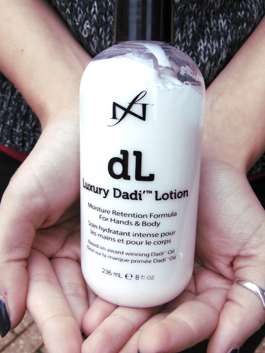 PRODUCT OF THE MONTH: DADI OIL + HAND LOTION — Venus Beauty & Hair