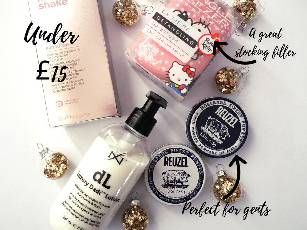 Venus-Beauty-Hair-Tavistock-Devon-Salon-Christmas-Gift-Guide-Milkshake-Reuzel-Tangle-Teezer-Stocking-Filler-Under-15.JPG