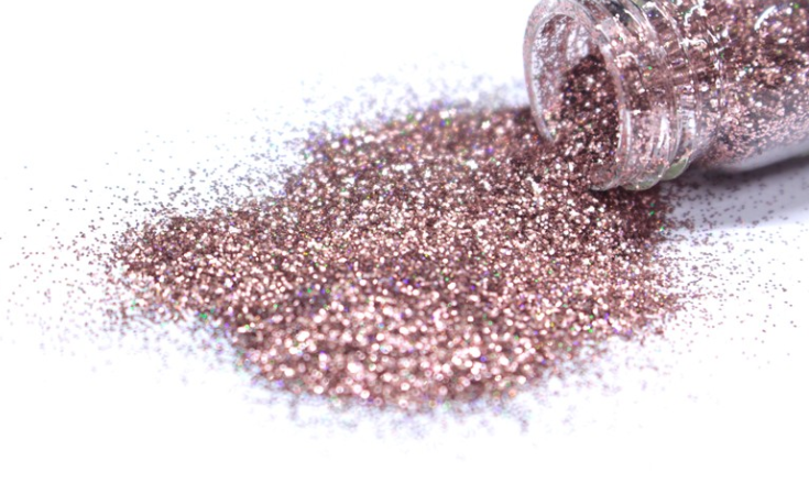Glitter party! - Glitter is the new French