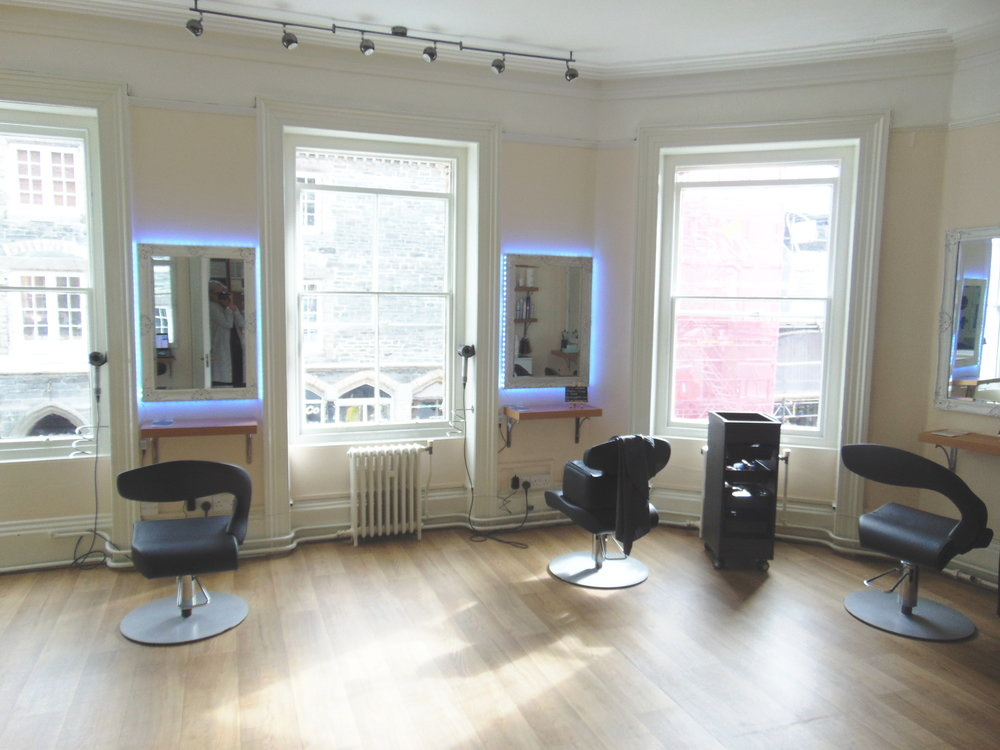 From head-to-toe - For advice, top tips, appointments and more, call the salon on01822 618282