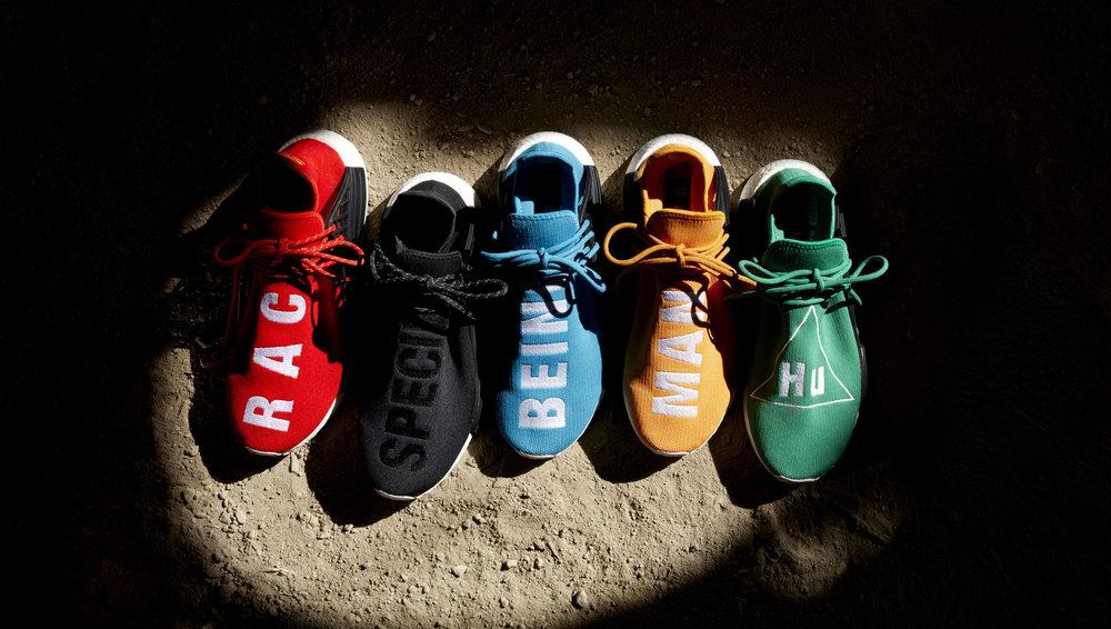 Adidas Human Race Pharrell