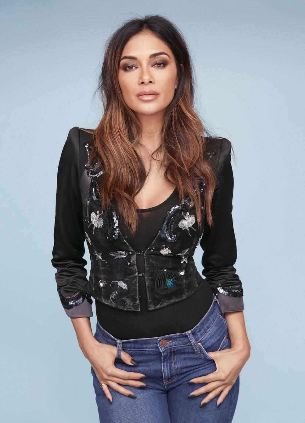 Glamour UK Nicole Scherzinger