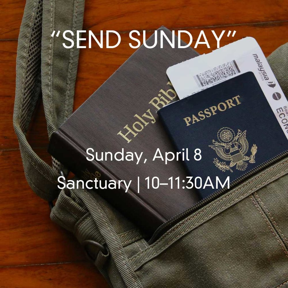 Send Sunday 2018