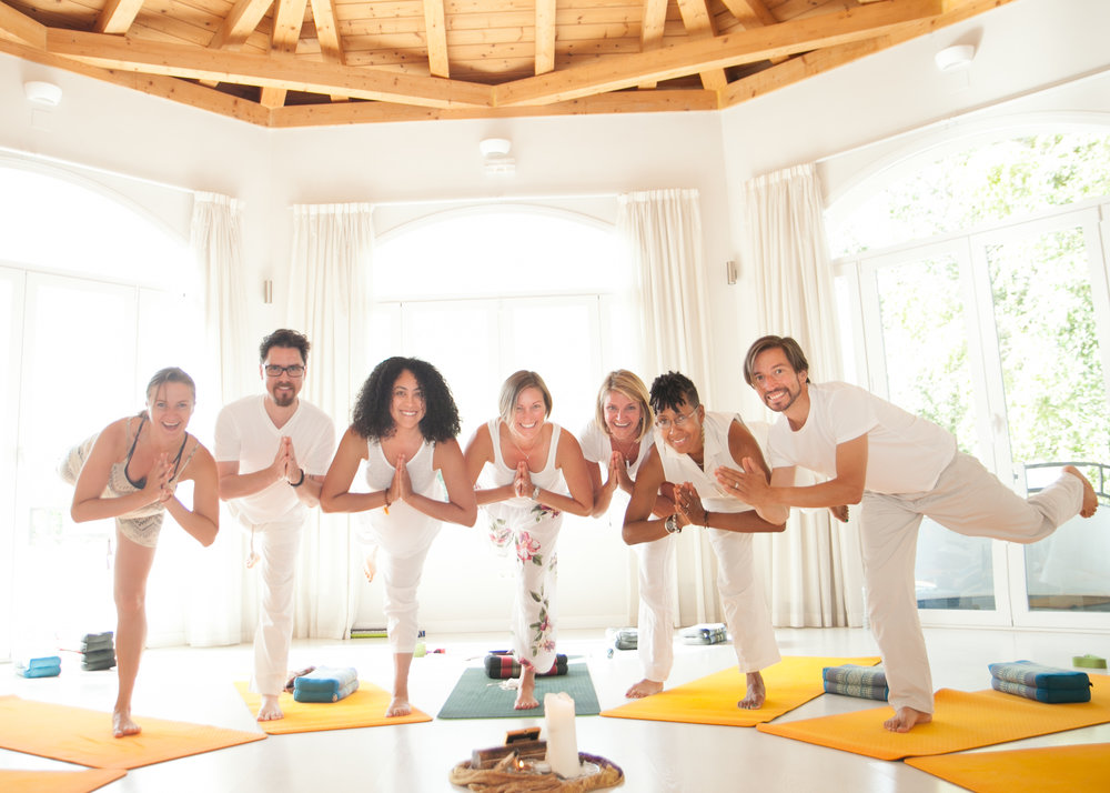 The time is now. - Nourish your body-mind-heart. Expand into joy. Explore the deeper dimensions of your yoga practice and immerse yourself in Spanish culture.