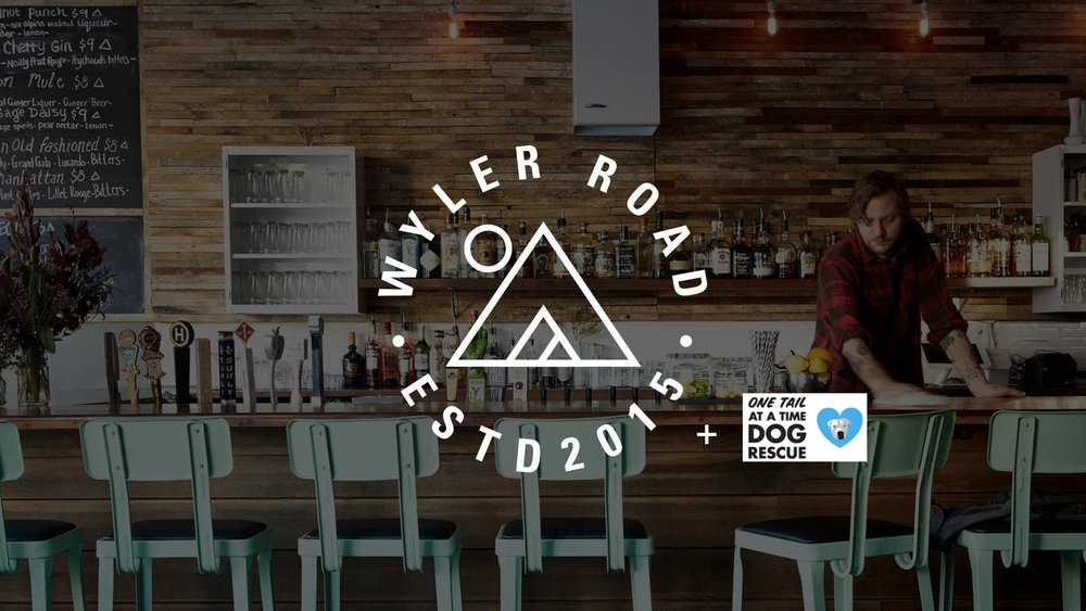 During Dog Restaurant Week (9/10-9/19), Wyler Road is donating a portion of all proceeds to One Tail at a Time. And adding to the usual Dog Restaurant Week festivities, this awesome dog-friendly establishment is hosting One Tail at a Time for an Adoption Party on the Patio the night fo the 15th. Pop by to #EatForOTAT (there are cheese curds!!) and meet some of our cutest adoptables!