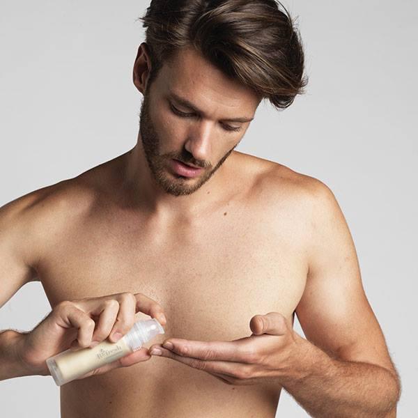 Ringana fresh cosmetics for men