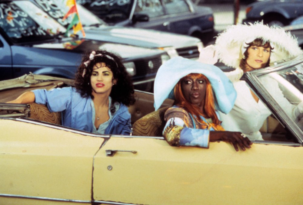 To Wong Foo, Thanks For Everything, Julie Newmar is fun because a character's name is Noxema!