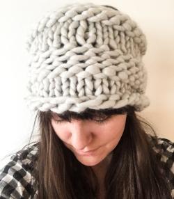 Squidge Cowl/hat || Rachel Loewens Fine Art