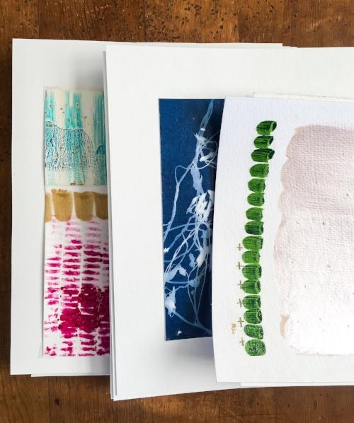 Studio spring cleaning || Rachel Loewens Fine Art