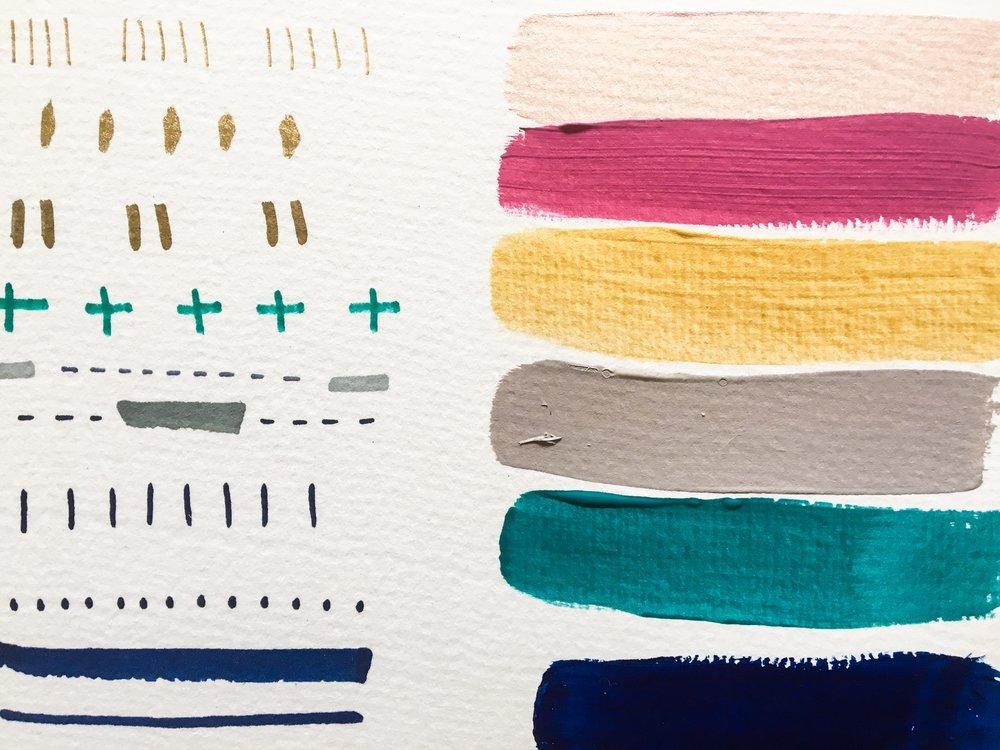 30 days, 30 pieces of art || Rachel Loewens